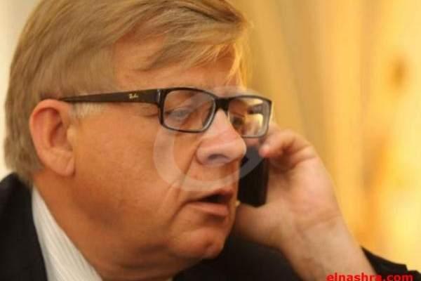 السفير الروسي: ما نراه هو الدور الأميركي التخريبي في لبنان وليس شيئاً آخراً