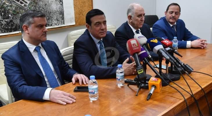 نجار من المطار: لم يدخل الى الأراضي اللبنانية أي مصاب بفيروس كورونا