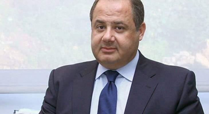 عربيد أكد أن أعضاء المجلس الاقتصادي لا يتقاضون راتبا: الموازنة ليست قصاصا