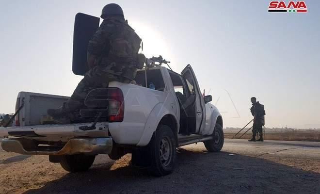 سانا: وحدات من الجيش السوري دخلت عددا كبيرا من القرى والبلدات بأرياف الرقة