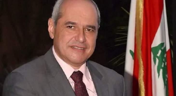 نقابة المحامين في بيروت: النقيب استقبل سفيري كندا والنمسا
