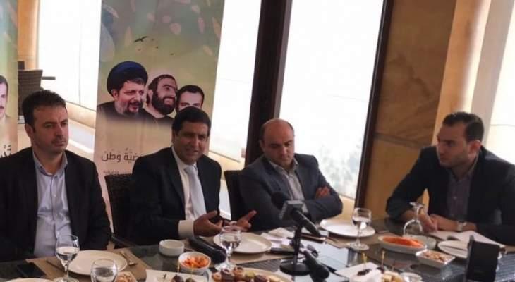 القاضي الشامي: السلطات الليبية وجهت رسائل تهديد للسفارة اللبنانية على خلفية قضية الصدر