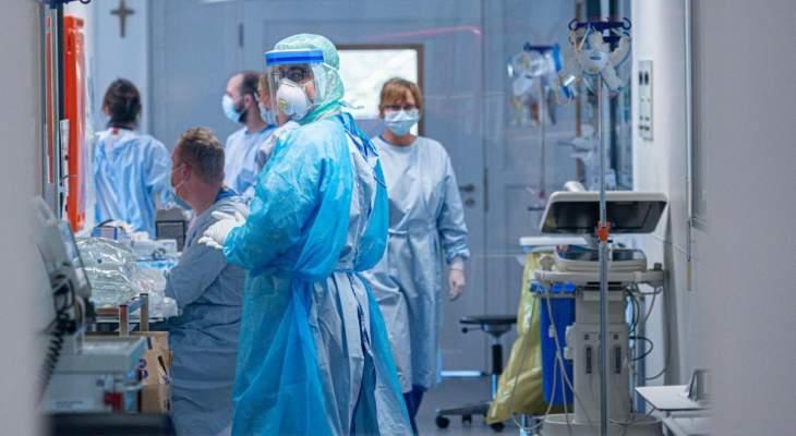 """تسجيل 266 حالة وفاة و5323 إصابة جديدة بفيروس """"كورونا"""" في ألمانيا"""