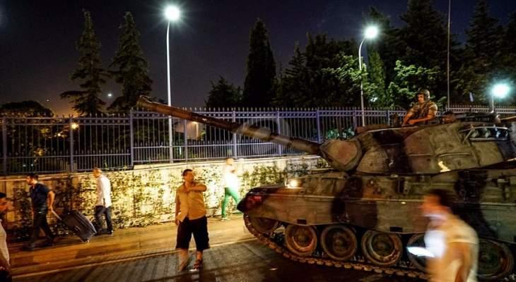 سجن 25 عسكريا تركيا مدى الحياة بزعم مشاركتهم في تحركات الجيش