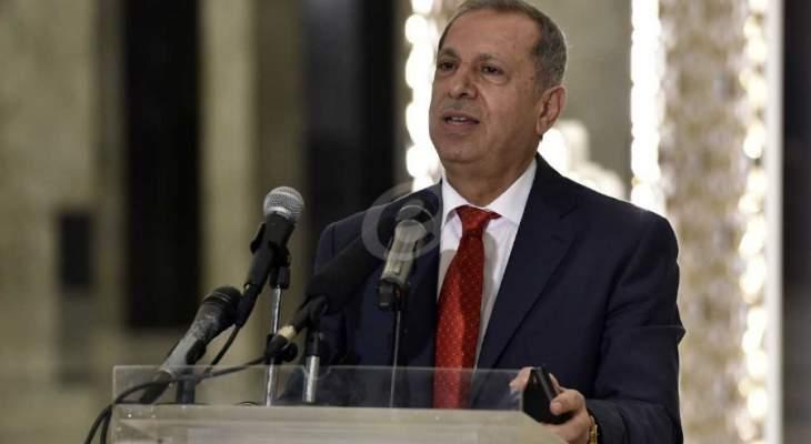 طرابلسي: زرت الرئيس عون وأكدت أهمية كبح جماح سعر الدولار