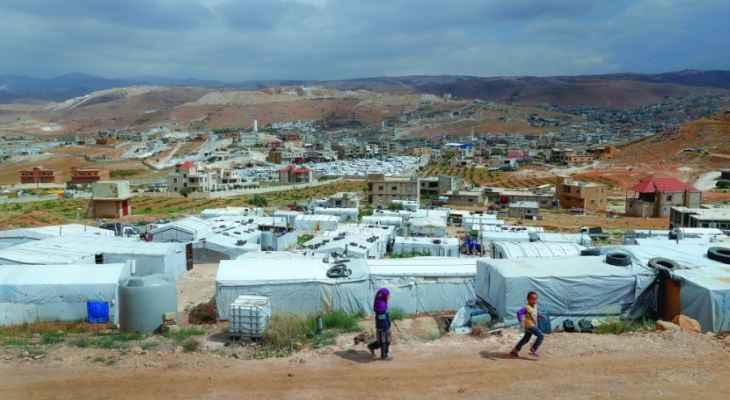 الأمم المتحدة: نزوح أكثر من مليون سوري خلال 6 أشهر بسبب الظروف القاسية