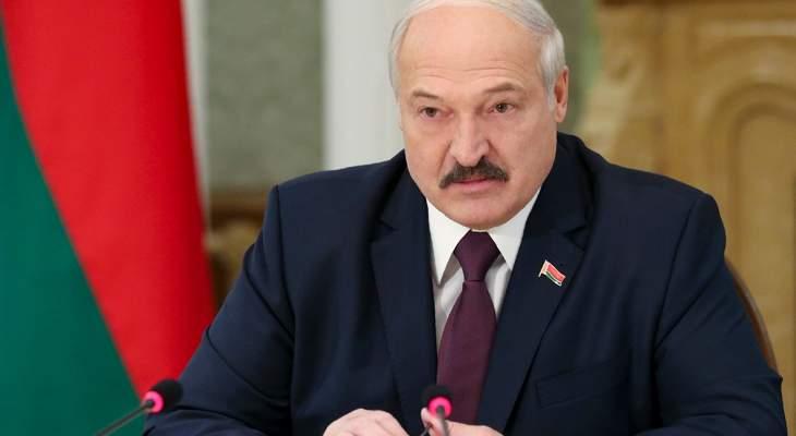 لوكاشينكو أكد للأسد استعداد بيلاروس للمساعدة في إعادة إعمار سوريا