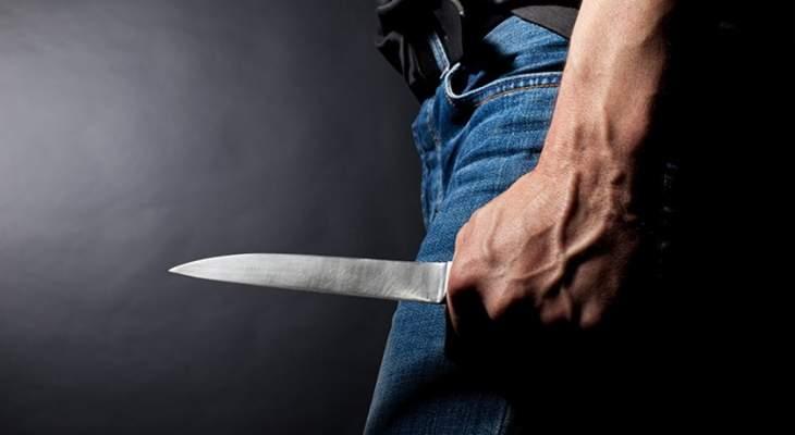 قتيل بطعنات سكين خلال إشكال على أفضلية تعبئة وقود في إيزال بالضنية
