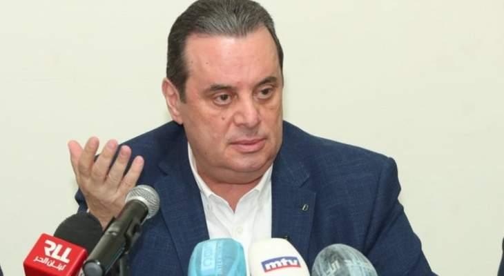 عماد واكيم: الطغاة سيسقطون ولو بعد حين وسيقوم لبنان