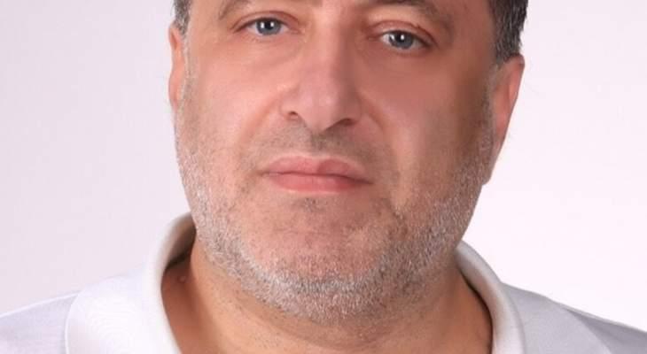 القواس اتهم جعجع وجنبلاط والحريري بالإمعان بالتآمر على لبنان وعلى الشعب