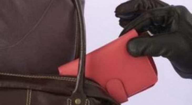 سرقة أكثر من 4000 دولار من حقيبة مواطنة في سوق صيدا التجاري