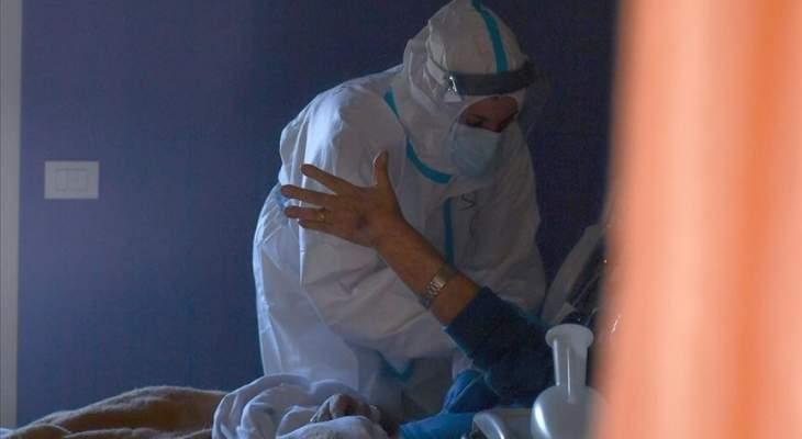 سلطات كوريا الجنوبية: 389 إصابة جديدة بفيروس كورونا