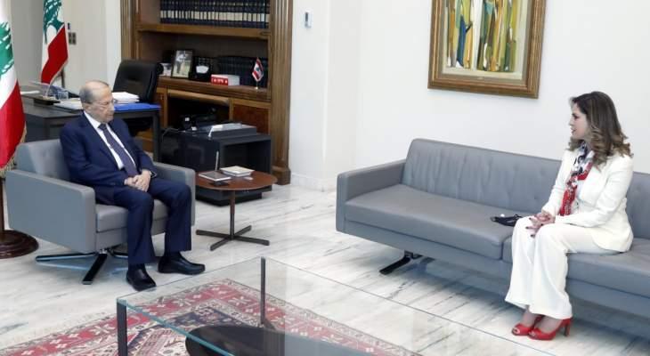 عبد الصمد: نشدد على دور الاعلام الريادي في مواجهة الازمة