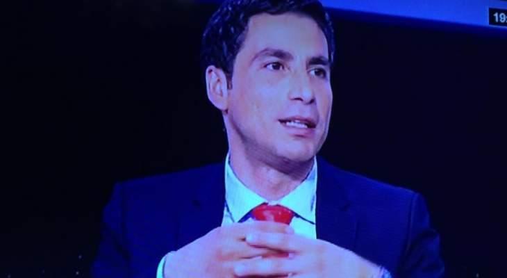 """نور الدين لـ""""النشرة"""": العقوبات الأوروبية ستمنع سفر وتصادر أموال باسيل والحريري"""