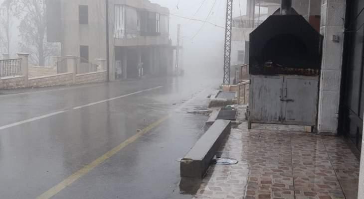 النشرة: لا تزال منطقة حاصبيا ملتزمة بالتعبئة العامة ومنع التجول