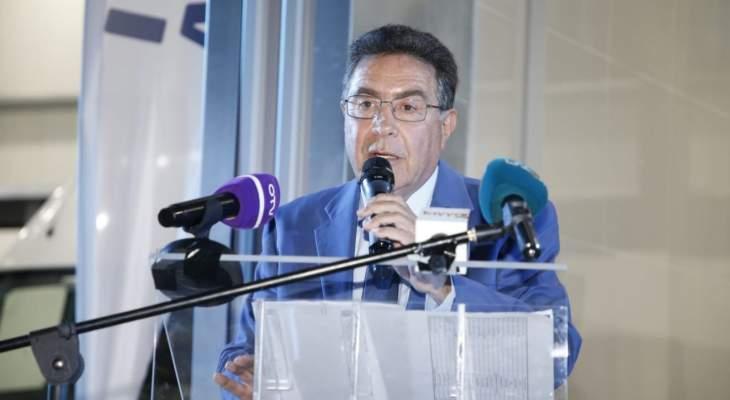تويني: نعيش اليوم نهاية نمط إنتاج لبناني استهلك قياداته ولم يعد لديه سبيل للخلاص