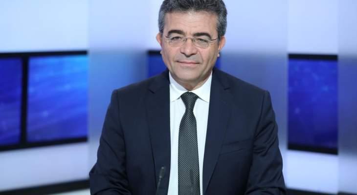 قسطنطين: الحريري حاول عزلنا ومطلبوحدة المعاييرليس موجهاً ضد أحد
