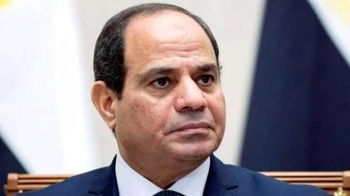السيسي: نعيد صياغة الدولة المصرية والإرهاب يجعل البلد في حالة شلل كاملة