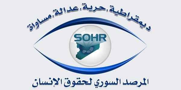 المرصد السوري: القصف الإسرائيلي على سوريا أوقع ثمانية قتلى غير سوريين