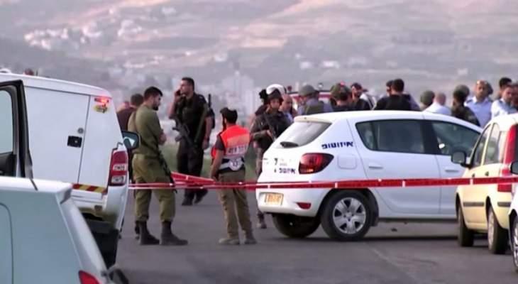 الجيش الاسرائيلي اعتقل منفذ عملية اطلاق النار في مفترق زعترة