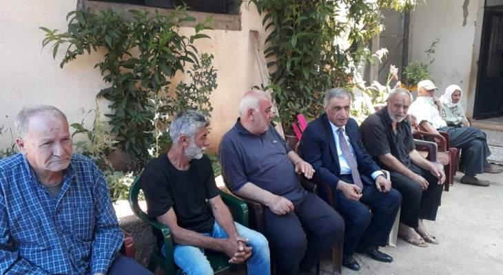 هاشم: وجود حكومة توافقية إنقاذية اصبح من الضرورات الوطنية