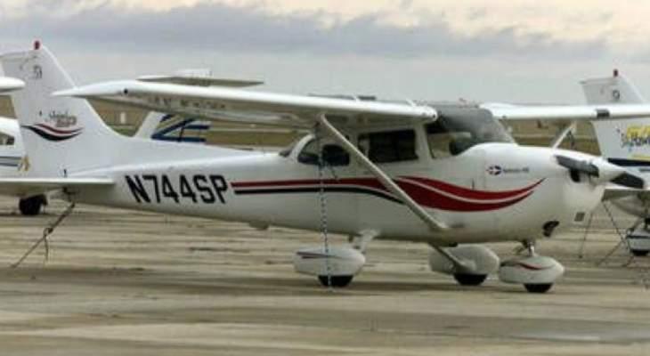 رئيس نادي الطيران اللبناني للنشرة: لم يتم الإبلاغ عن أي خلل مسبق من قبل الطائرة التي سقطت بالقرب من حالات