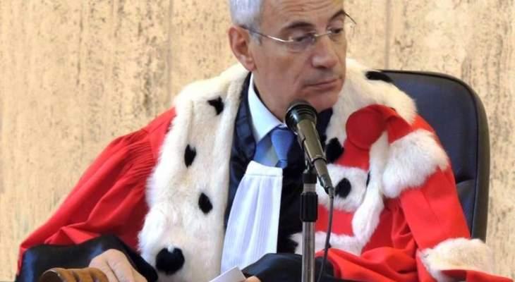 جان فهد: يُنتظر أن يحلف بركان سعد اليمين لتبدأ ورشة التشكيلات القضائية