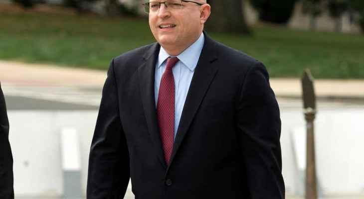 مساعد وزير الخارجية الأميركية يزور أرمينيا وأذربيجان لمناقشة نزاع قره باغ