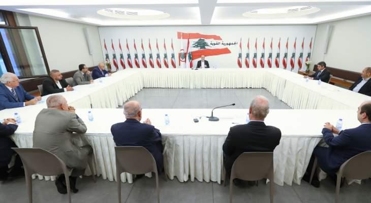 شمعون زار جعجع: نحن رفاق نضال وتأمين سيادة البلاد هي مهمتنا الأولى