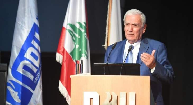 ممثل جبق: وزارة الصحة عملت على تعزيز الوقاية في كل برامجها