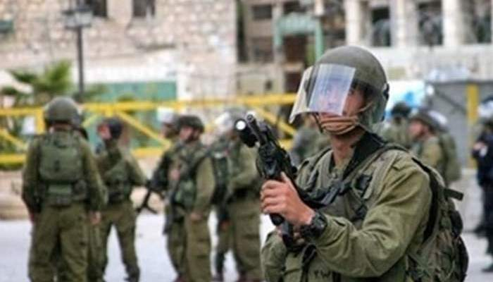 سكاي نيوز:القوات الإسرائيلية أطلقتقنابل الغاز على المشاركين في تظاهر الأهواز