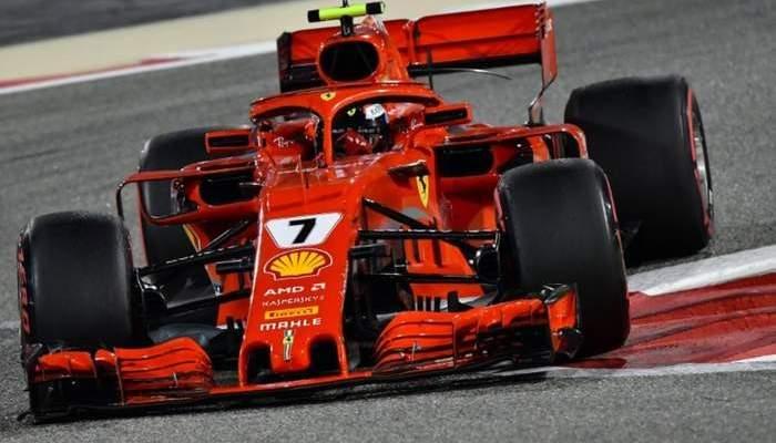 """فيراري """"فورمولا واحد"""" تكشف عن لون سيارتها الجديد"""