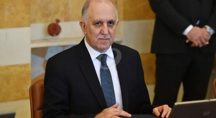فهمي: طلبت من عثمان محاسبة كل المسؤولين عن فرار السجناء من بعبدا