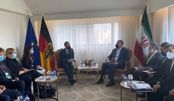 وزير خارجية ايران: مفاوضات فيينا ليست للوصول لاتفاق جديد بل لعودة اميركا الى التزاماتها