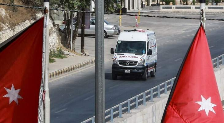 الصحة الأردنية: تسجيل 57 وفاة و5123 إصابة جديدة بفيروس كورونا