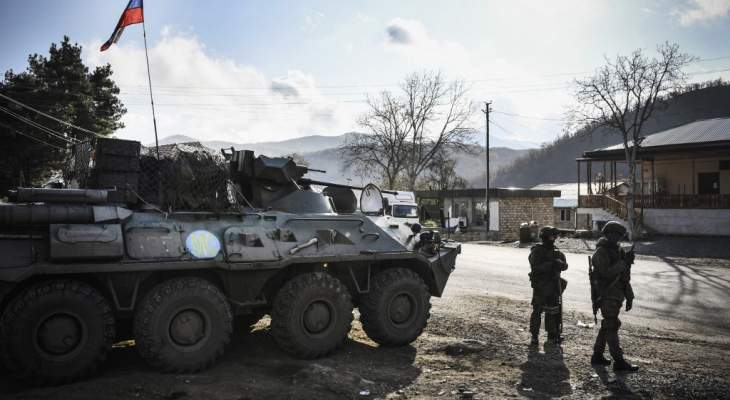 الدفاع الروسية: عودة 189 شخصا آخر من يريفان إلى قره باغ بمساعدة قوات حفظ السلام الروسية