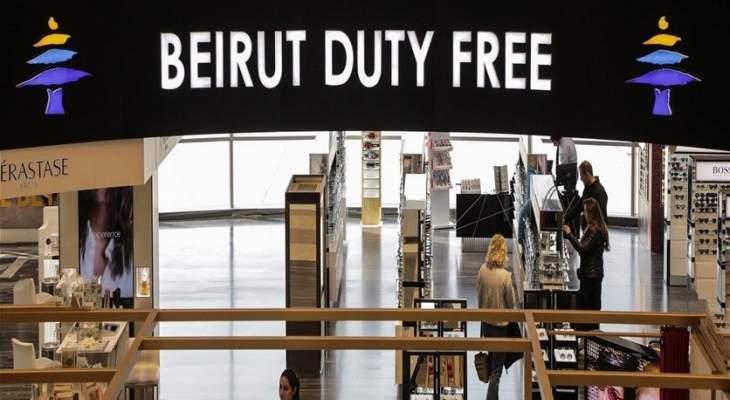 ارتفاع سعر الدولار بالسوق الحرة في مطار بيروت إلى 2100 ليرة
