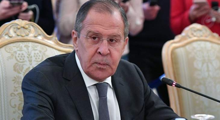 لافروف: الاتفاق الروسي التركي حول سوريا يضمن حقوق الجميع