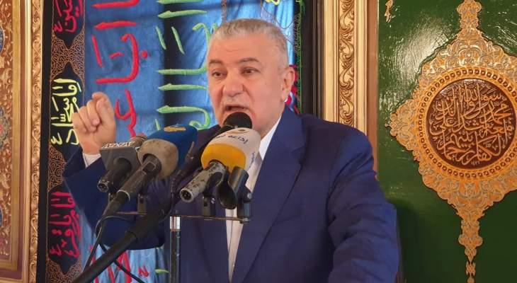 محمد نصرالله: إما المعالجة فالإنفراج وإما عدم النجاح فالإنفجار