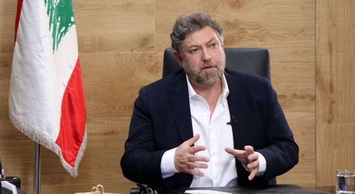 افرام: خرجت من لبنان القوي بسبب التمايز ببعض المواقف ويجب تشكيل حكومة بأسرع وقت