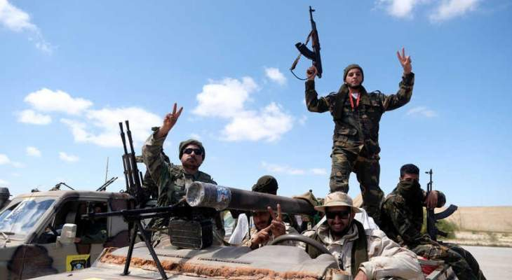 مصدر دبلوماسي فرنسي لـAFP: رصد تحركات لانسحاب مرتزقة سوريين من ليبيا