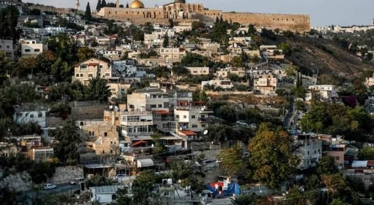 لوفيغارو: حي سلوان ساحة المعركة الأخرى في القدس الشرقية