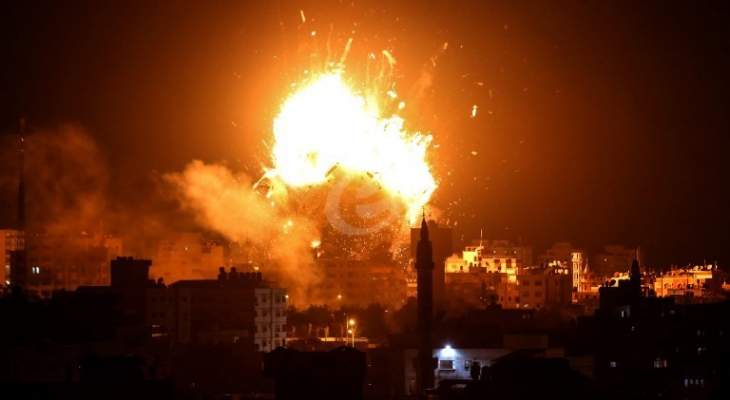 القناة 12 الإسرائيلية: 80 طائرة إسرائيلية تستعد لشن غارات على غزة