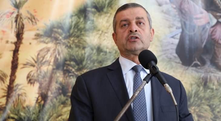 قبيسي: ما يمر به لبنان ليس انتفاضة ولا ثورة ولا حراكا