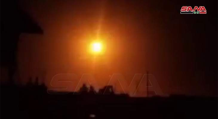 مصدر عسكري سوري: الجيش الاسرائيلي وجه ضربة باتجاه جنوب دمشق واقتصرت الخسائر على الماديات