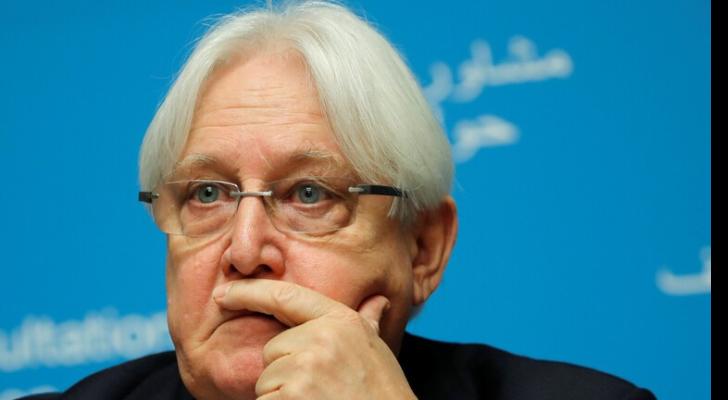 العربية: غوتيريس سيعلن خلال أيام المرشح لخلافة مارتن غريفيث