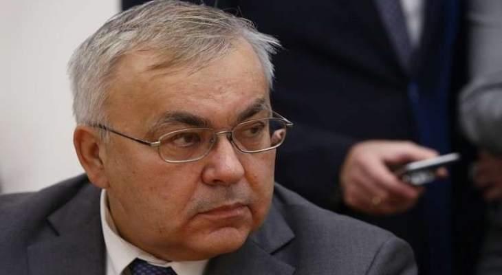 نائب وزير الخارجية الروسي: لقاء روسي تركي إيراني حول سوريا قريبا