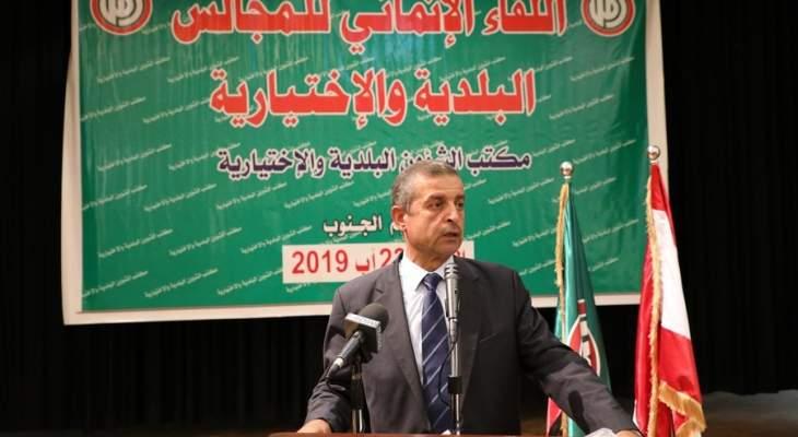 قبيسي: نأمل ان ينتقل لبنان لواقع افضل فالتحدي الاقتصادي بحاجة لوحدة موقف سياسي