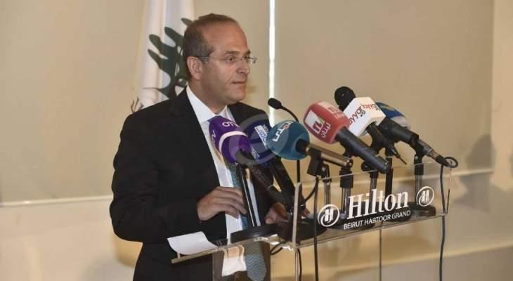خوري: الدعم القطري للبنان يفتح الابواب امام السعودية والكويت لدعم اقتصادنا