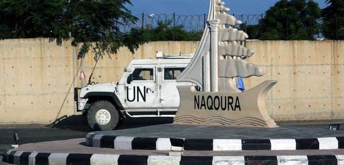 وصول أعضاء من الوفد الإسرائيلي لمقر الأمم المتحدة بالجنوب لاستكمال مفاوضات الترسيم
